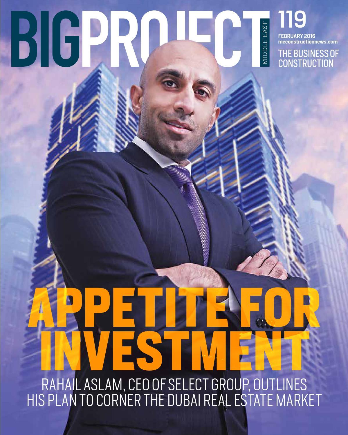 Big Project ME February 2016